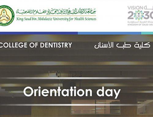 Orientation Day 2019-2020