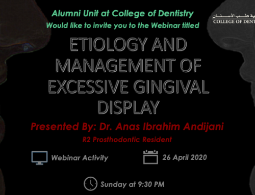 Etiology and Management of Excessive Gingival Display Webinar