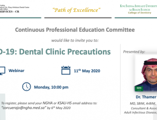 COVID-19: Dental Clinic Precautions